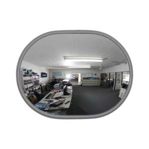 "14"" x 11"" DeLuxe Flush Fit Mirror"