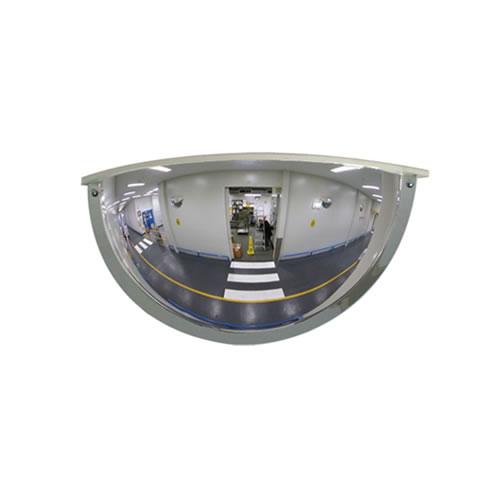 """18"""" Indoor Deluxe Half Dome Mirror"""