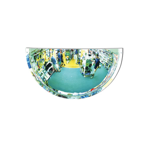 18 Quot Indoor Half Dome Mirror