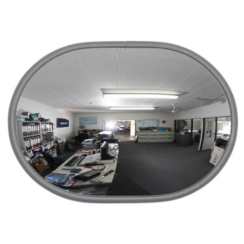 "20"" x 13"" DeLuxe Flush Fit Mirror"