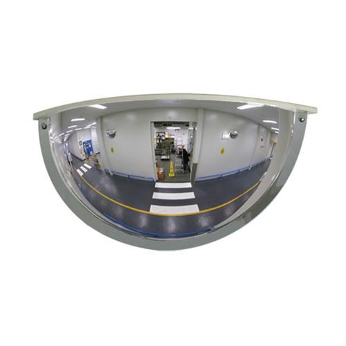 """24"""" Indoor Deluxe Half Dome Mirror"""
