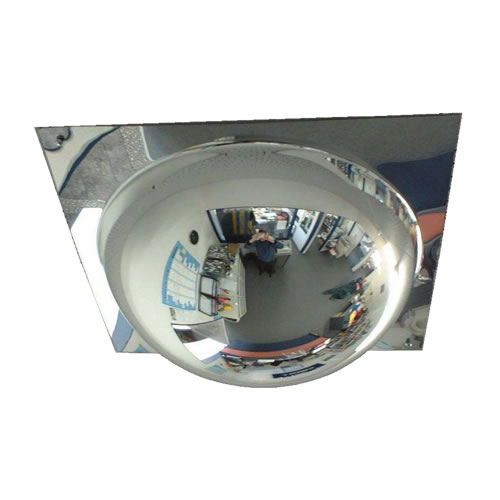 "24"" Drop In Ceiling Dome Mirror"