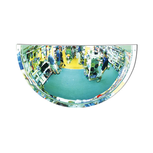 "24"" Indoor Half Dome Mirror"