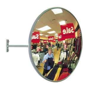 """24"""" Indoor Outdoor Convex Mirror"""