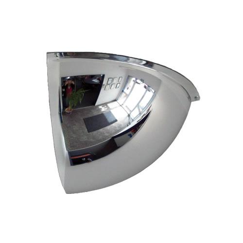 """24"""" Indoor Quarter Dome Mirror"""
