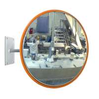 Stainless Steel Food Safety Mirrors