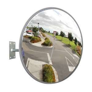 "32"" Outdoor Heavy Duty Stainless Steel Mirror"