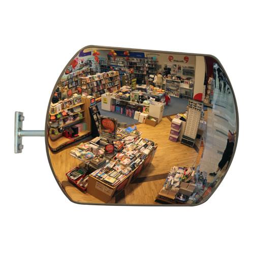 """32"""" x 24"""" Indoor Space Saver Mirror"""