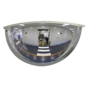 """36"""" Indoor Deluxe Half Dome Mirror"""