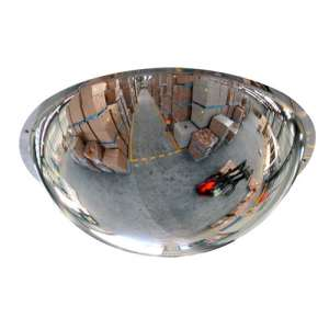 "36"" Indoor Ceiling Dome Mirror"