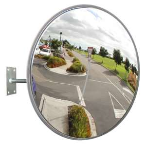 "40"" Outdoor Heavy Duty Stainless Steel Mirror"