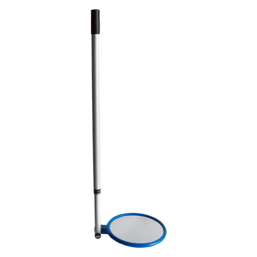 "9"" Portable Inspection Mirror Long Handle"