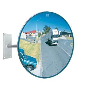"18"" Outdoor Heavy Duty Acrylic Convex Mirror"