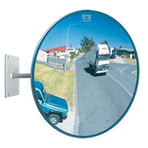 "30"" Outdoor Heavy Duty Acrylic Convex Mirror"