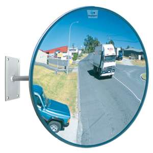 "36"" Outdoor Heavy Duty Acrylic Convex Mirror"