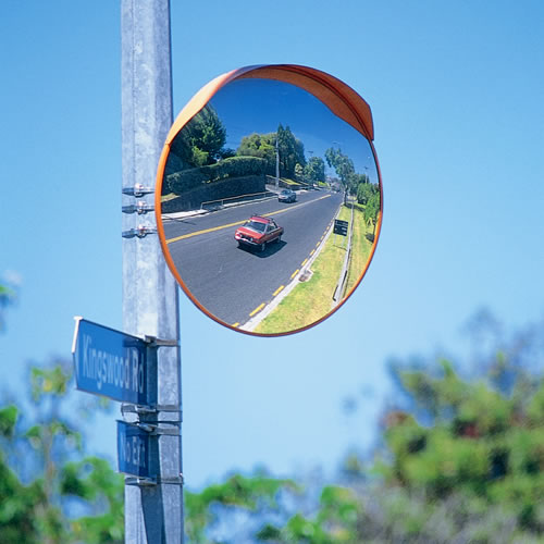 24 Quot Outdoor Stainless Steel Road Mirror