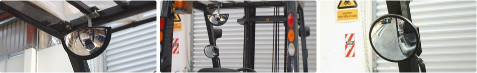 Forklift Mirrors
