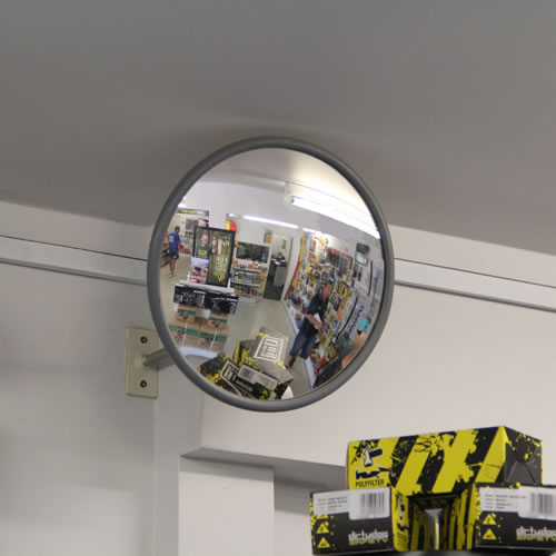 18 Quot Indoor Outdoor Convex Mirror