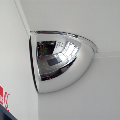 24 Quot Indoor Quarter Dome Mirror