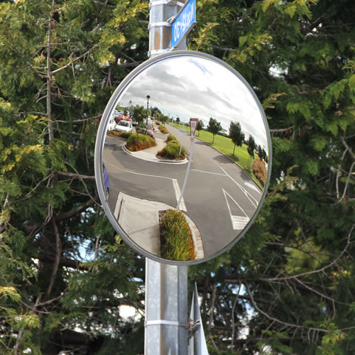 24 Quot Outdoor Heavy Duty Stainless Steel Mirror